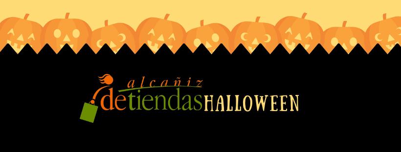 Celebración de Halloween en Alcañiz De Tiendas