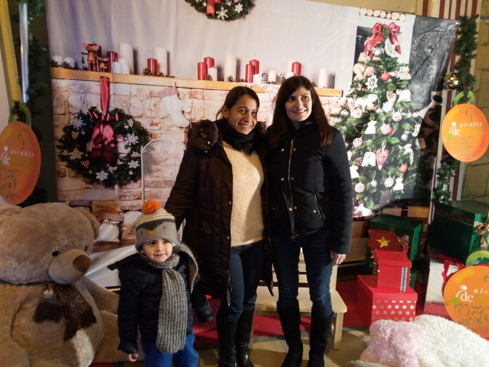 alcañiz de tiendas photocall navidad 1