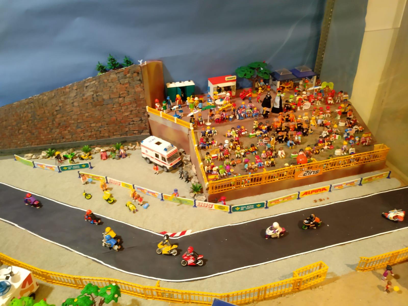 exposicion playmobil alcañiz de tiendas navidad1