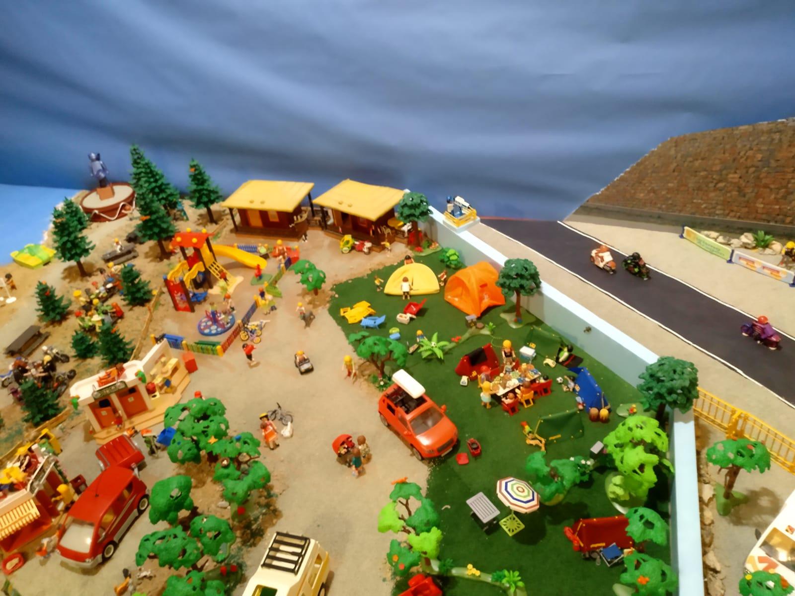 exposicion playmobil alcañiz de tiendas navidad