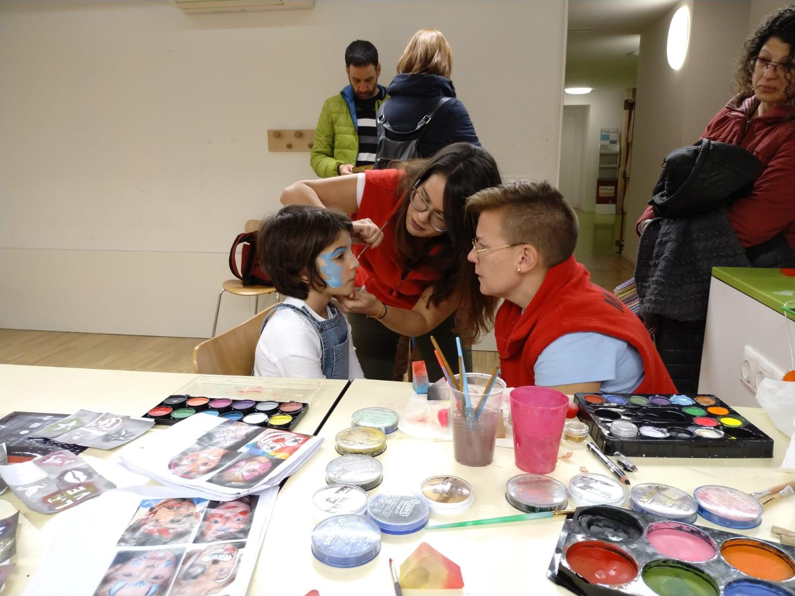 maquillando mercado navidad alcañiz de tiendas 6