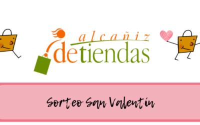 Sorteo San Valentín #alcañizdetiendas