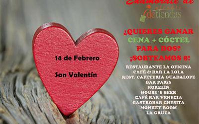 Celebra tu San Valentín con Alcañiz deTiendas