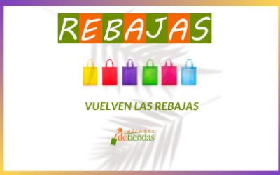 Rebajas de Verano en Alcañiz deTiendas
