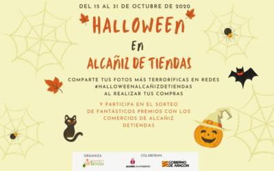 Vive tu Halloween más terrorífico con Alcañiz deTiendas 🧛♂🧟♂🧙♀